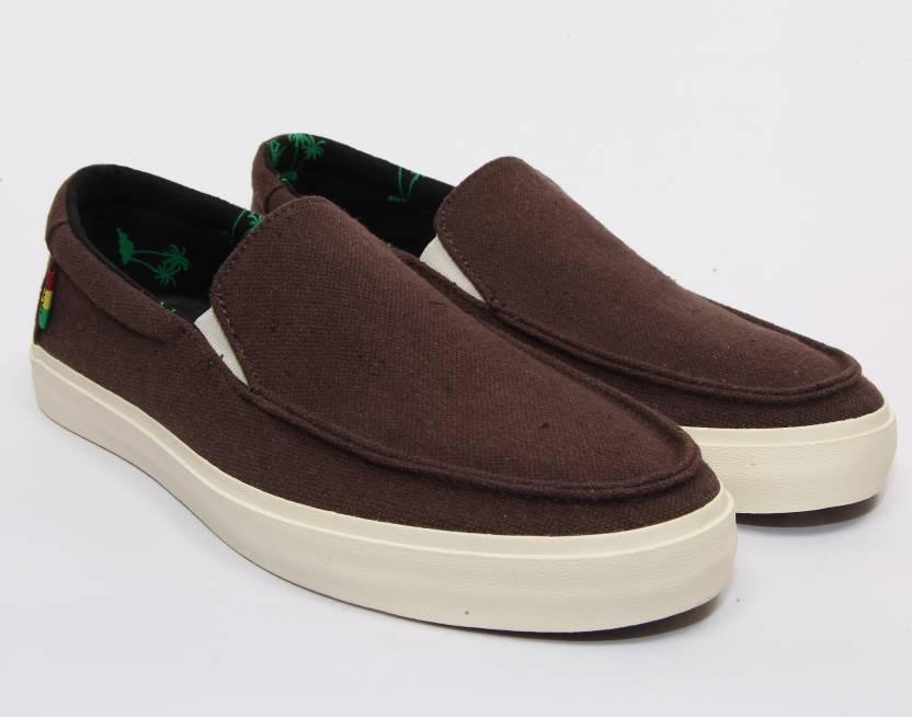 4af765fa6f Vans Bali Sf Canvas Shoes For Men - Buy (Hemp) dark brown Color Vans ...