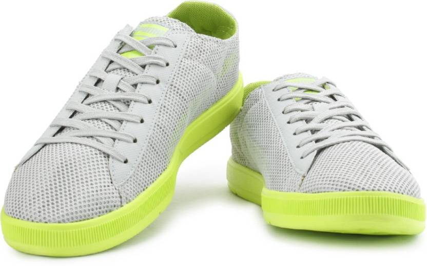 Puma Bolt Lite Low Mid Ankle Sneakers For Men - Buy Gray Violet Lime ... 5731d8899b7d