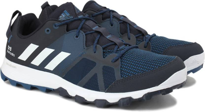 Tr For Ntnavyftwwht Adidas Men Kanadia Running 8 M Shoes Buy 4zHUPHWc