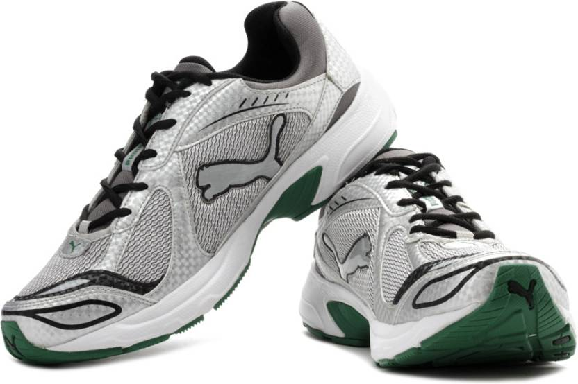de90c89bf434 Puma Cruz Running Shoes For Men - Buy Silver