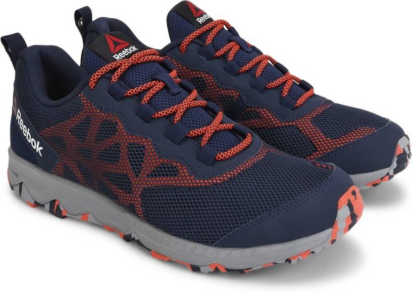 6cff66afa676d8 REEBOK DMX LITE Men Walking Shoes For Men - Buy NVY ATMC RD GRY ...
