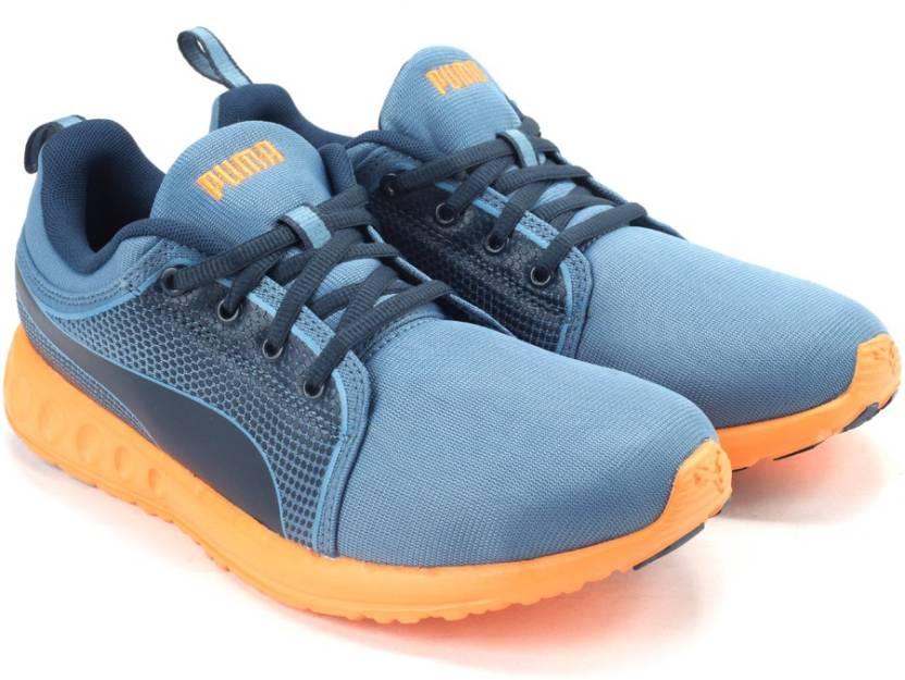 4bb40f582127 Puma Carson Runner Inno DP Running Shoes For Men - Buy blue wing ...