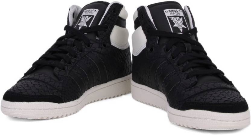 b9165b0976 ADIDAS ORIGINALS TOP TEN HI W Sneakers For Women - Buy CBLACK CBLACK ...