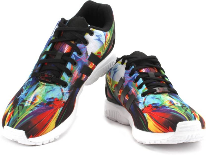 promo code 4d5a1 fd61c ADIDAS ORIGINALS ZX FLUX Men Sneakers For Men - Buy Black ...