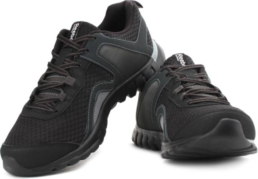 REEBOK Sublite Escape 2.0 Mt Running Shoes For Men (Black, Grey)