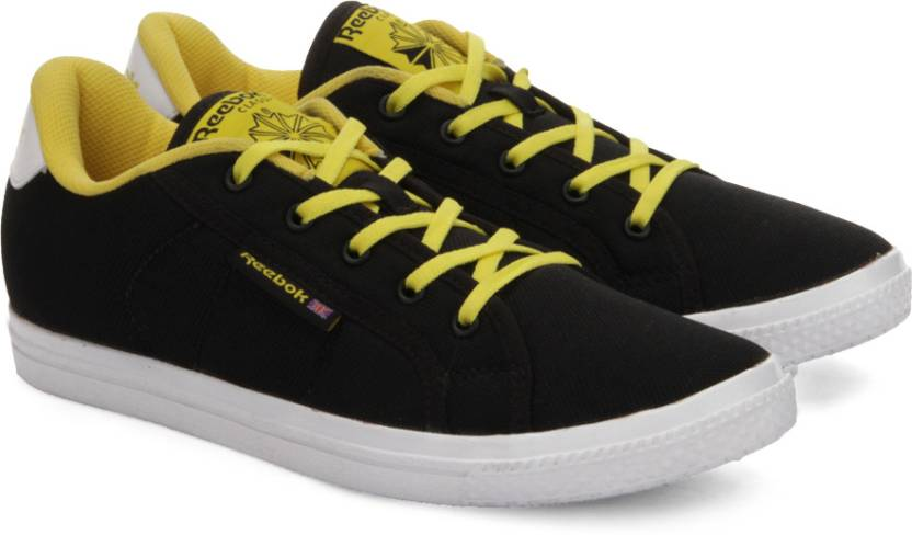 6f22f67e11adce REEBOK Canvas Shoes For Women - Buy Black