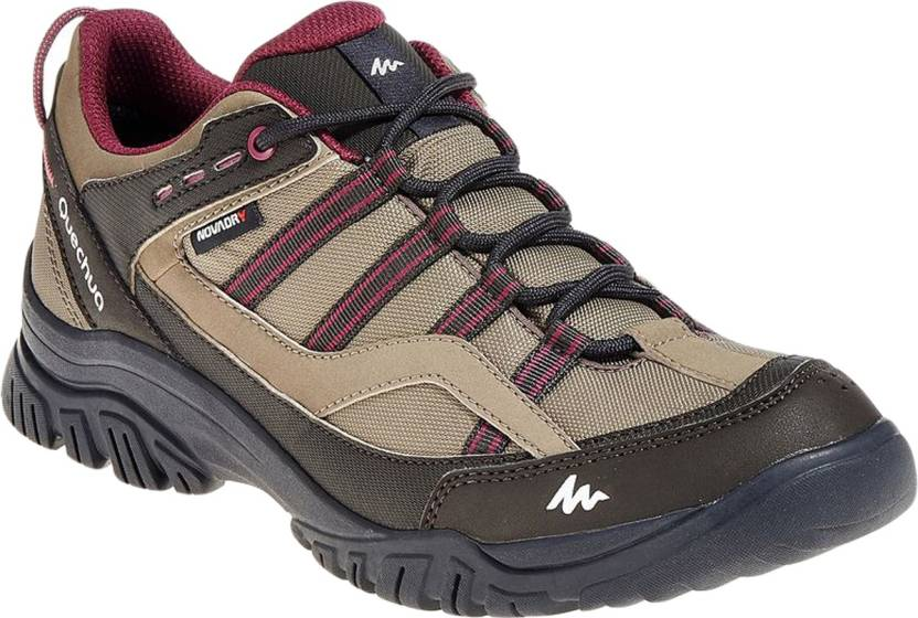 0cf21f6e1ac Quechua by Decathlon Arpenaz-100-L-Novadry Hiking & Trekking Shoes ...