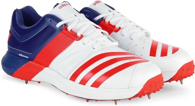 5dcb12b4eaff ADIDAS ADIPOWER VECTOR Men Cricket Shoes For Men - Buy FTWWHT/SOLRED ...