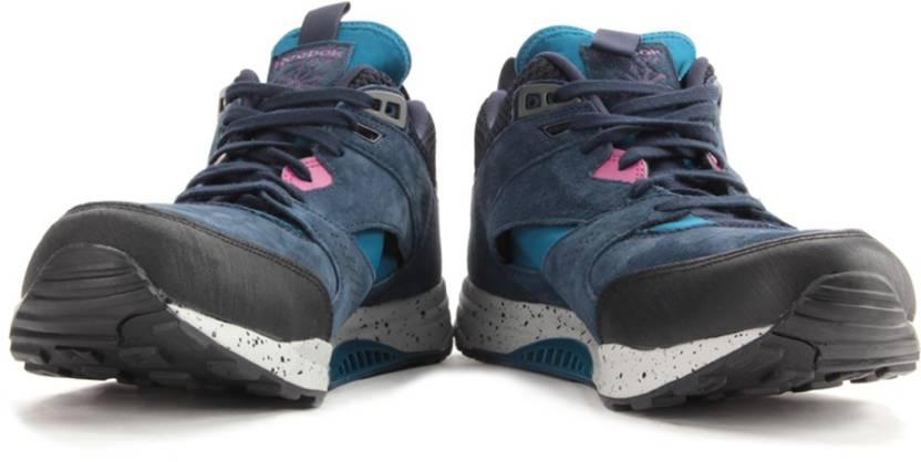 dc81242d56cad6 REEBOK VENTILATOR MID BOOT Men Sneakers For Men - Buy Navy
