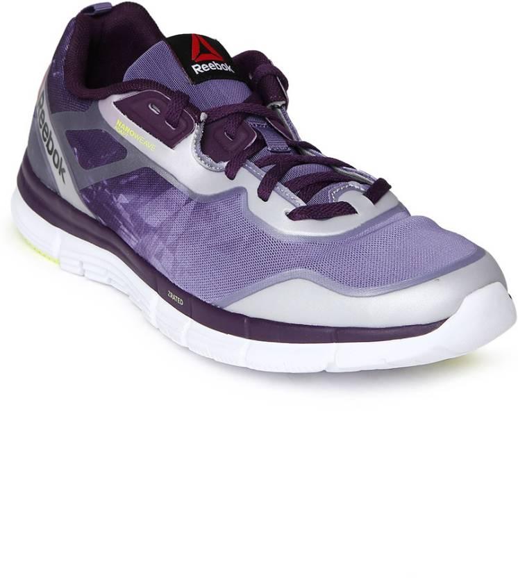 REEBOK Running Shoes For Women - Buy Purple Color REEBOK Running ... 38084f4ba
