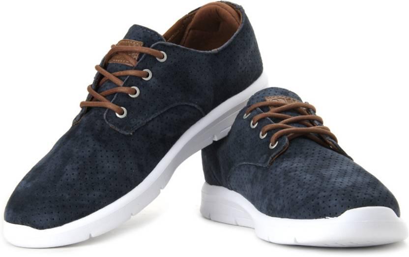 bb68825997 Vans Otw Prelow Canvas Sneakers For Men - Buy Navy Color Vans Otw ...