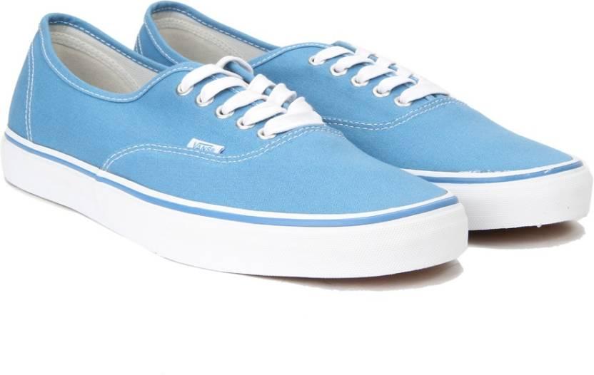 2f3662d80f8 Vans AUTHENTIC Sneakers For Men - Buy (CANVAS) CENDRE BLUE TRUE ...