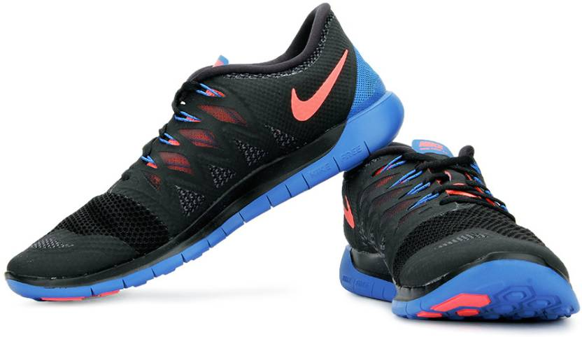 new product 1474c fc091 Nike Free 5.0 Running Shoes For Men - Buy 2 Color Nike Free 5.0 ...