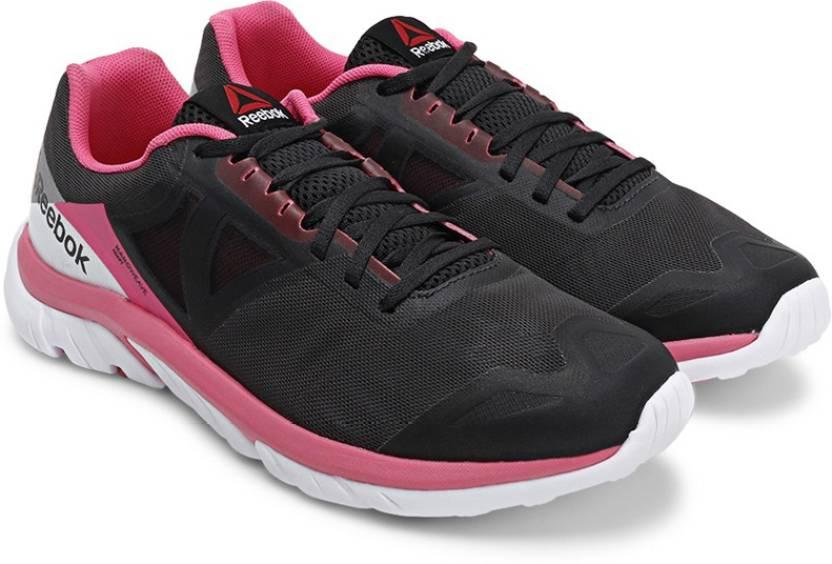 REEBOK ZSTRIKE RUN Running Shoes For Women - Buy COAL ALLOY PINK ... d89c61f09