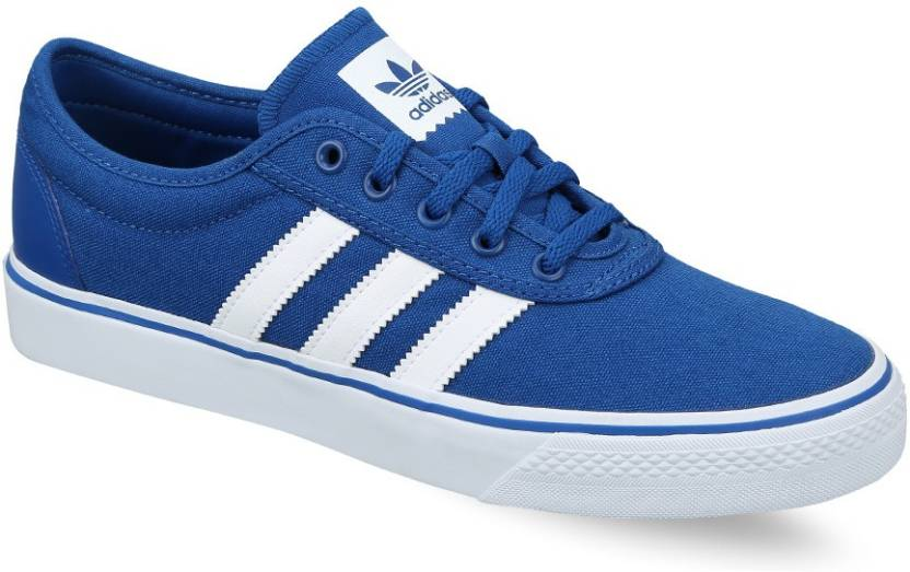brand new 7650e 15ee4 ADIDAS ORIGINALS ADI-EASE Sneakers For Men (Blue)