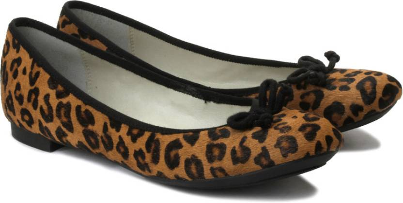 89388a5eee83a7 Clarks Carousel Ride Bellies For Women - Buy Animal Print Color ...