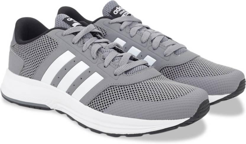 reputable site a55e7 3e8d5 ADIDAS NEO CLOUDFOAM SATURN Sneakers For Men (Grey)