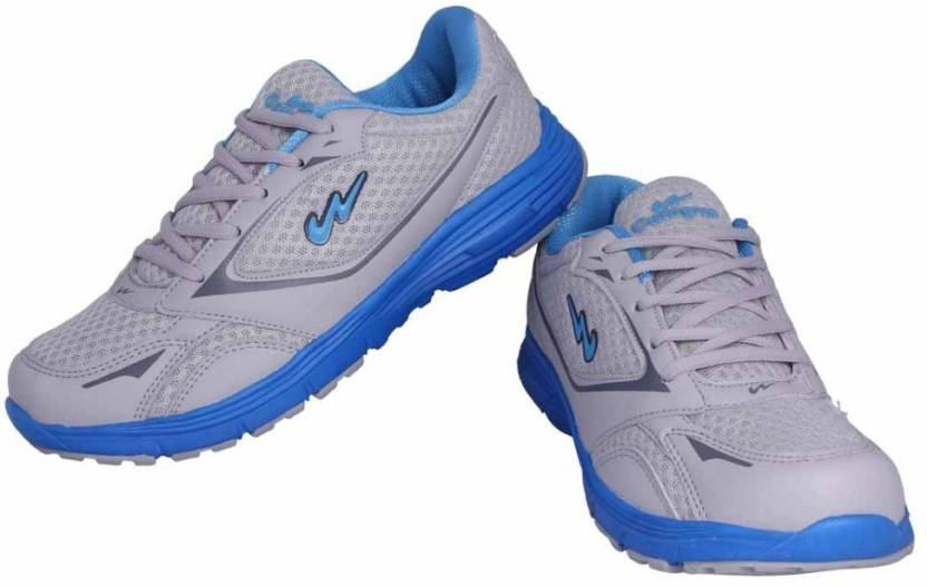 Action 3g186 Running Shoes For Men(Grey)