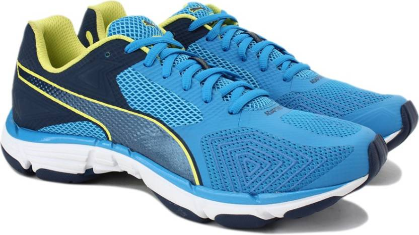 Puma Mobium Ride v2 Running Shoes For Men - Buy cloisonne-poseidon ... 621eb2adb
