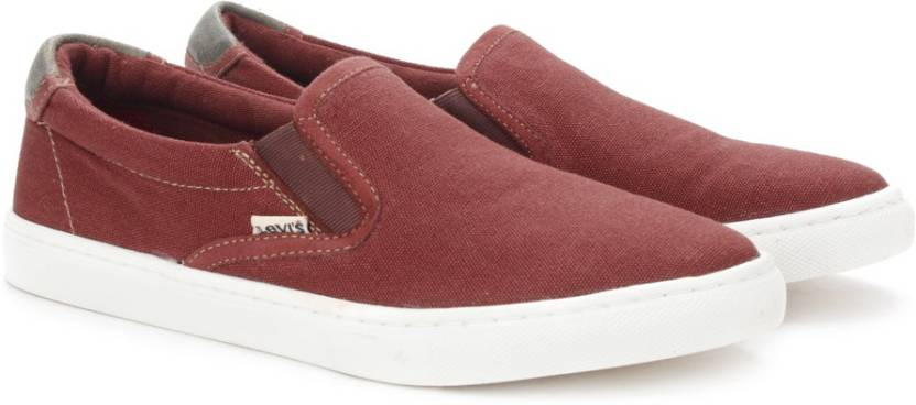 Levi S Canvas Shoes Price In India