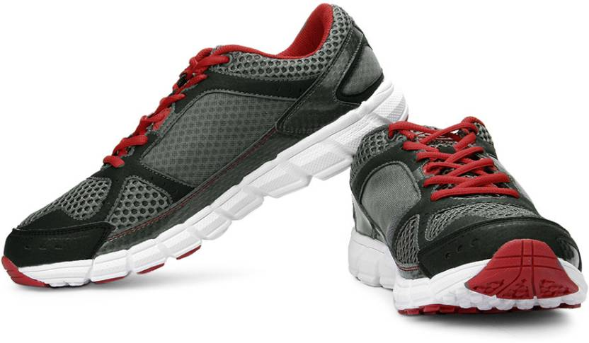 0374b393c6b Umbro by FBB Running Shoes For Men - Buy Charcoal Black Color Umbro ...