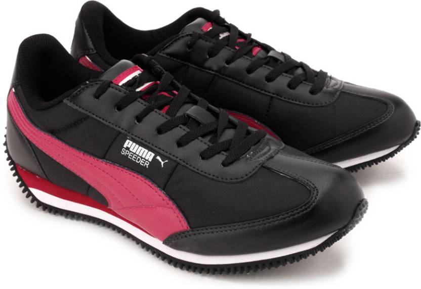 3955148930a80c Puma Speeder Tetron II Running Shoes For Women - Buy Black