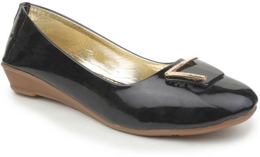 7a80e006341 Sindhi Footwear Venetian Bellies For Women - Buy Black Color Sindhi ...