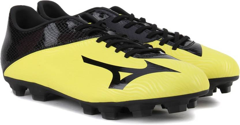 3cdc570058f Mizuno BASARA 103 MD Football Shoes For Men - Buy Bolt Black Color ...