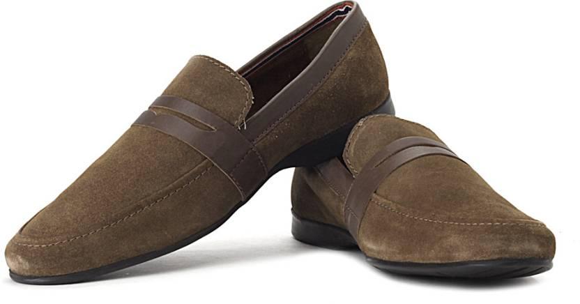771c55dc834 Arrow Loafers For Men - Buy Tan