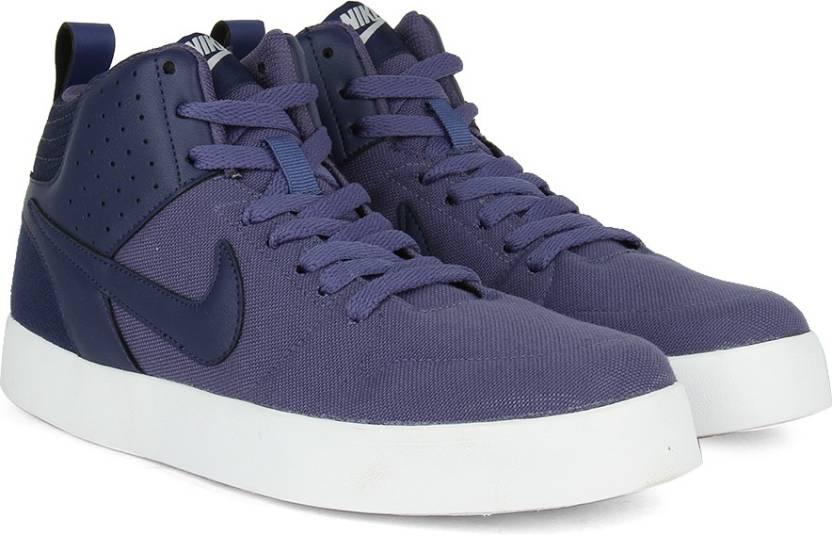 Nike LITEFORCE III MID Mid Ankle Sneakers For Men - Buy DKPRPL DST ... eabab2ed6