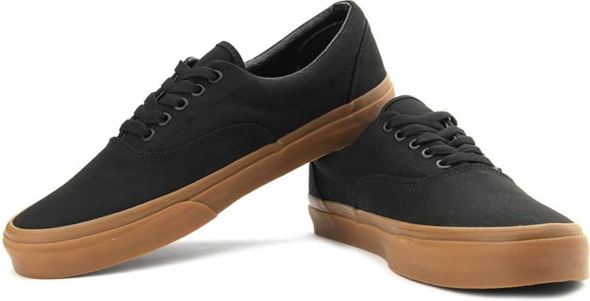 2c4eaf2233 Vans Era Canvas Sneakers For Men - Buy Black