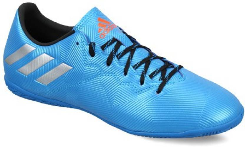 06d2b13f57b ADIDAS MESSI 16.4 IN Football Shoes For Men - Buy Blue Color ADIDAS ...