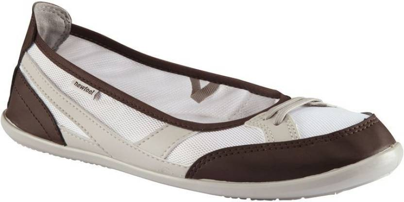 9c0cea7cf09f8e Kalenji by Decathlon Ballerina Casual Sports Shoes for Girls(Brown) For  Women