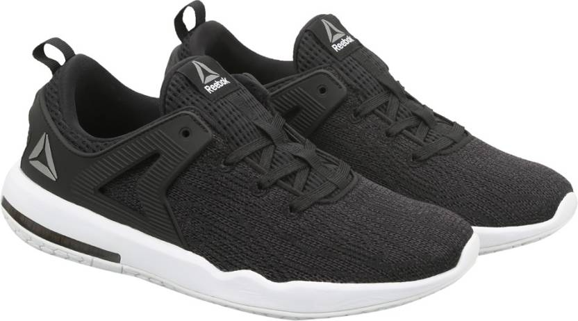 REEBOK HEXALITE X GLIDE Running Shoes For Men - Buy BLK COAL WHT ... 3c52373bc