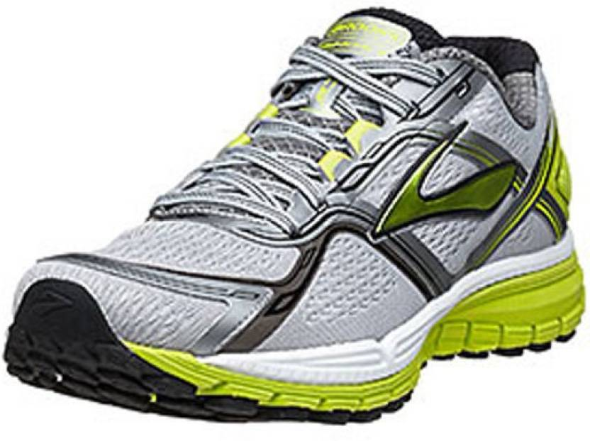 8a25f0e0a43 Brooks Ghost 8 Men s Running Shoes For Men - Buy Charcoal-Lime ...