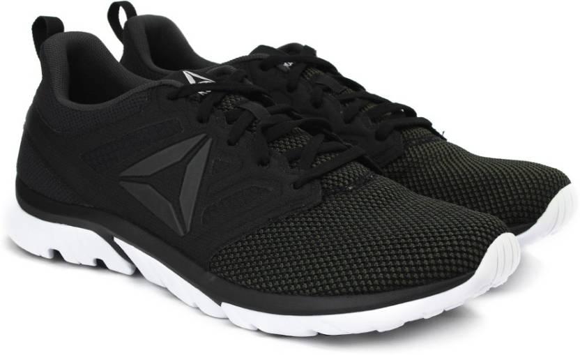60eab56065302d REEBOK ZSTRIKE RUN SE Running Shoes For Men - Buy COAL BLACK WHITE ...