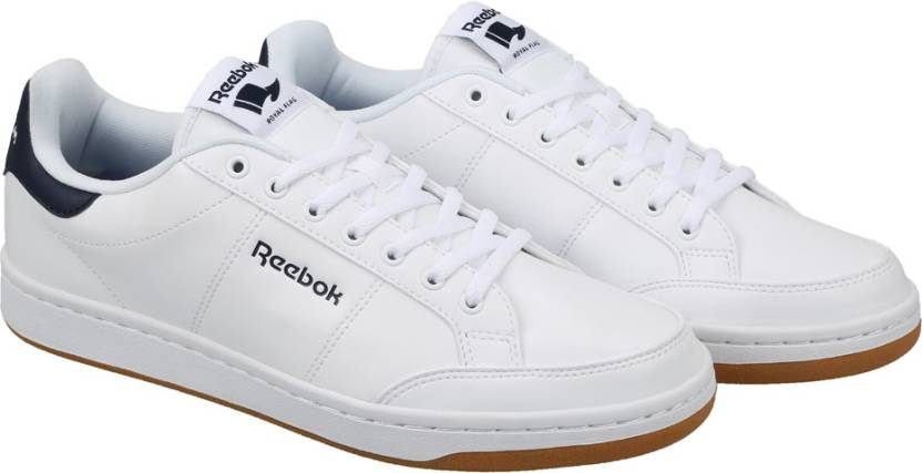 6bc0719b575e REEBOK ROYAL SMASH Sneakers For Men - Buy WHITE COLLEGIATE NAVY GUM ...