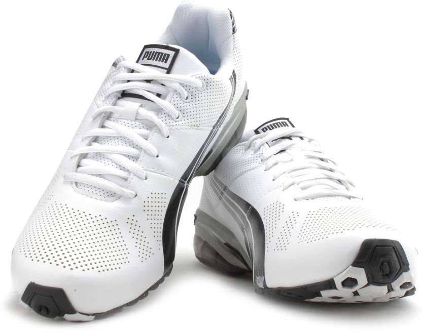 285c66286dc2 Puma Cell hiro DP Running Shoes For Men - Buy white-black-puma ...