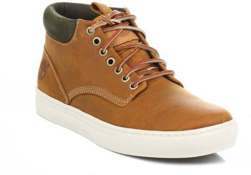 8bde47aa3c Timberland Mens Wheat Cupsole Chukka Boots Casual Shoes For Men (Brown)