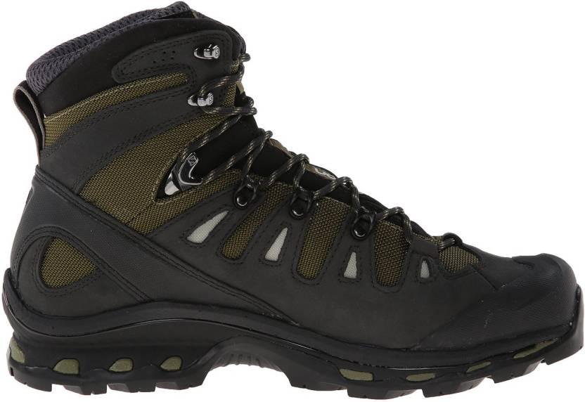 58ee4479a36 Salomon Quest 4d 2 Gtx Gr/Asph/Tita Hiking & Trekking Shoes For Men