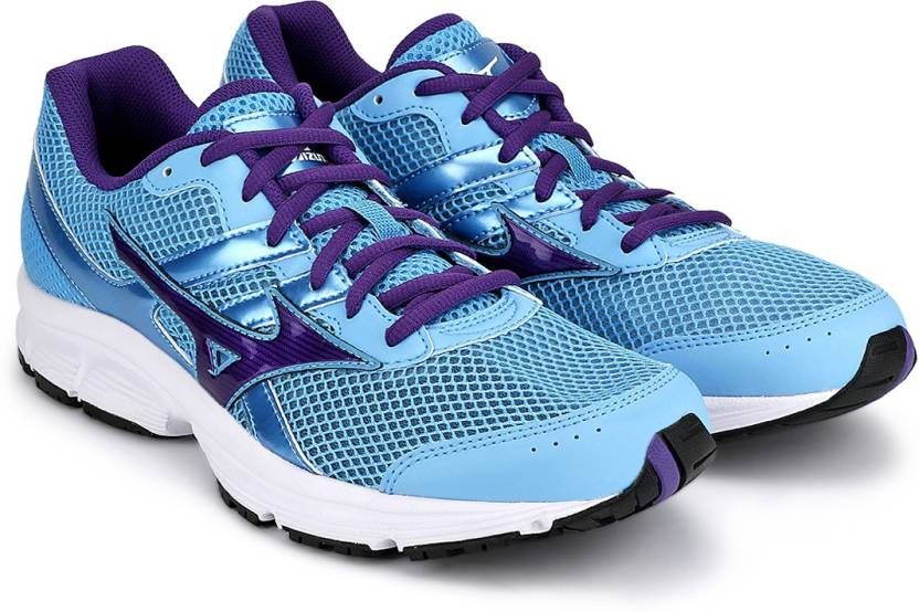 92f28ea8ad24 Mizuno Mizuno Spark (W) Running Shoes For Women - Buy Blue Grotto ...