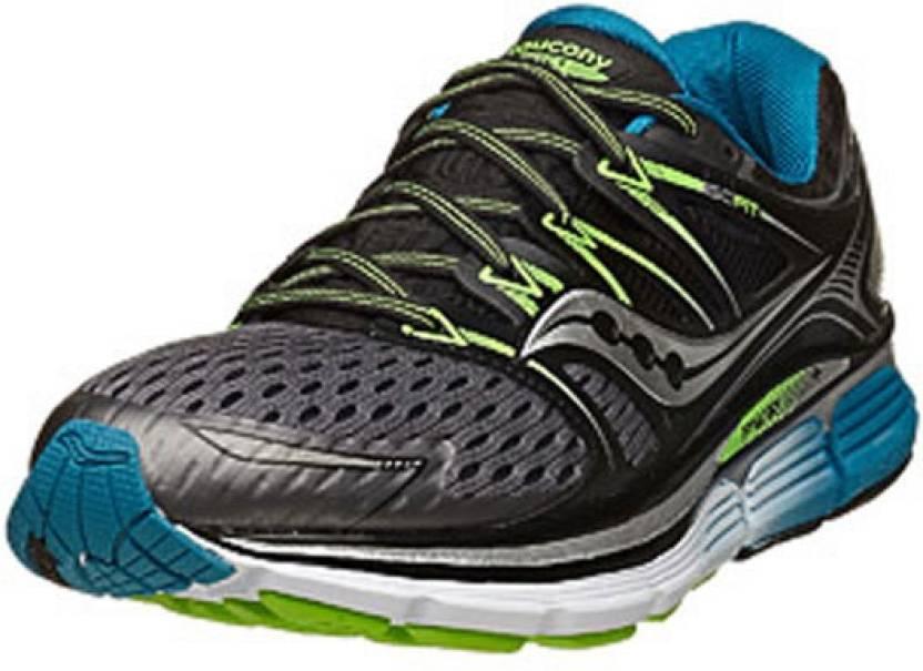 4e4003c1 Saucony Triumph ISO Men's Running Shoes For Men - Buy Grey-Black ...