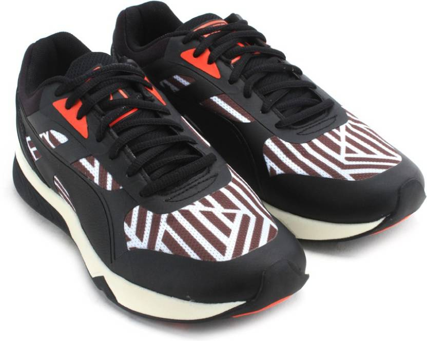 Puma 698 Ignite Stripes Wn's Running Shoes For Women