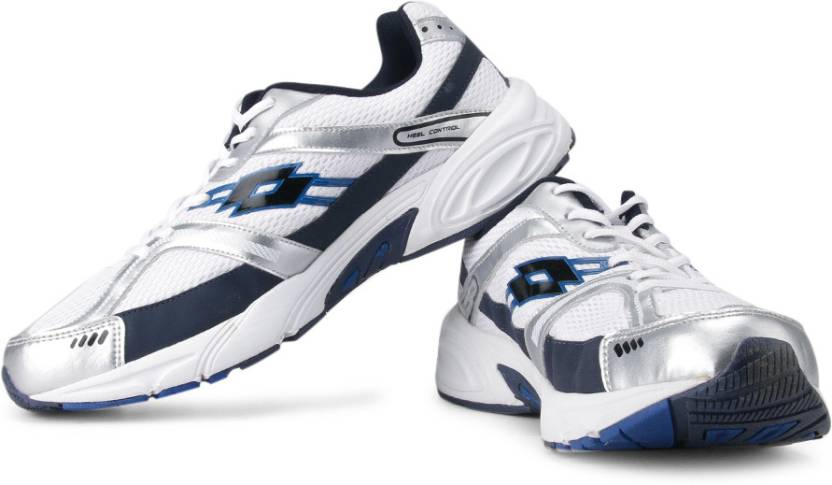 ab3f1ce95c1 Lotto Atlanta Nuo Running Shoes For Men - Buy White
