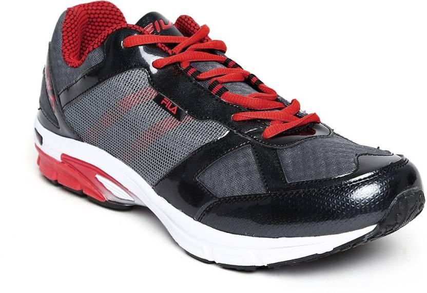 7c9c6c348d40 Fila Training   Gym Shoes For Men - Buy Grey Color Fila Training ...
