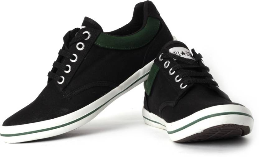 708ad0f4a886 Converse Canvas Shoes For Men - Buy Black