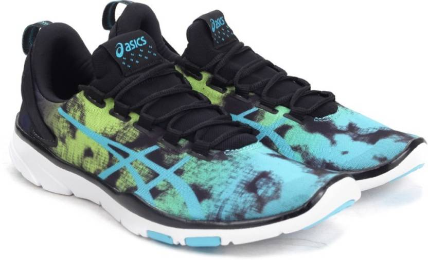 87564a27 Asics GEL-FIT SANA 2-GRAPHIC Gym and Training Shoes For Women