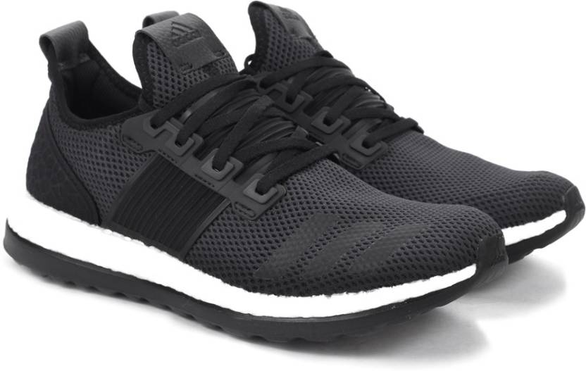 4366e81ea ADIDAS PUREBOOST ZG M Running Shoes For Men - Buy CBLACK CBLACK ...