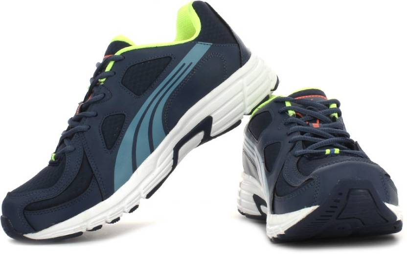 6ad93b45fbf Puma Axis v3 Ind. Running Shoes For Men - Buy Insignia Blue ...
