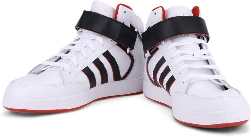 the best attitude d88dd 5f056 ADIDAS VARIAL MID Men Skateboarding Shoes For Men (Black, Red, Yellow)